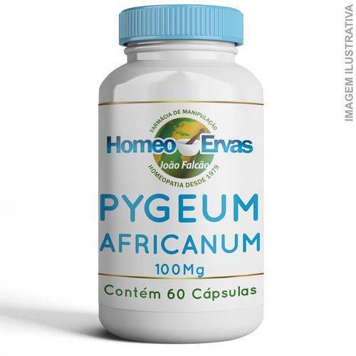 Pygeum Africanum 100mg 60 Cápsulas
