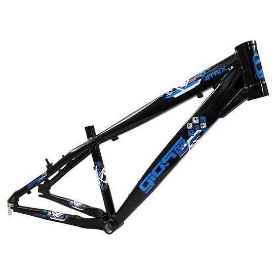Quadro 4 Trix LE Bike Wheeling Gios Pto/azul