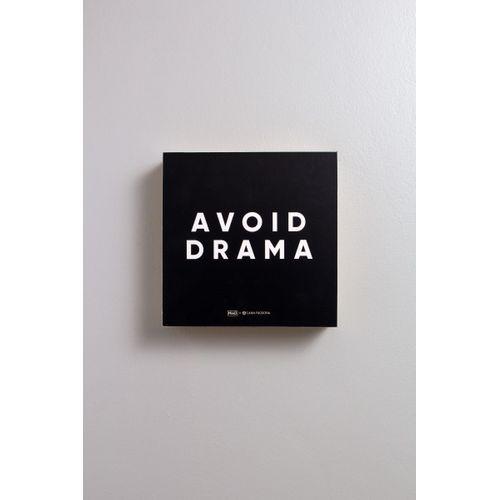 Quadro Bloco G Avoid Drama