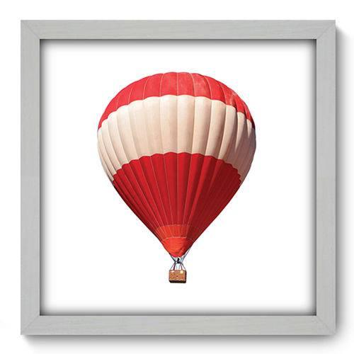 Quadro com Moldura - 33x33 - Balão - N1173