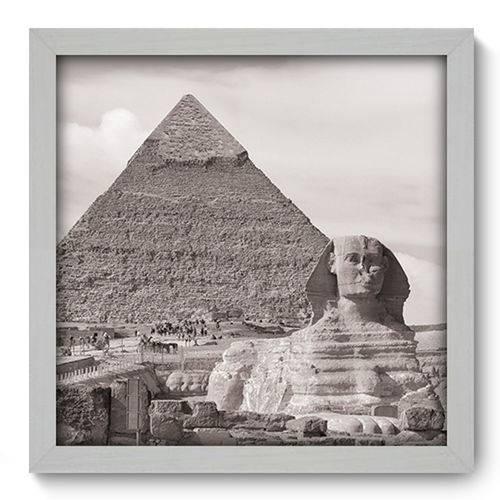Quadro com Moldura - 33x33 - Egito - N1179