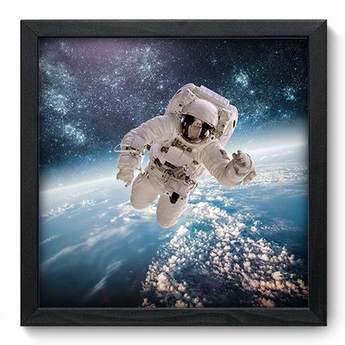 Quadro com Moldura - 33x33 - Espaço - N3100