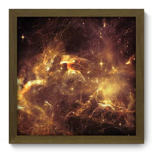Quadro com Moldura - 33x33 - Espaço - N2272