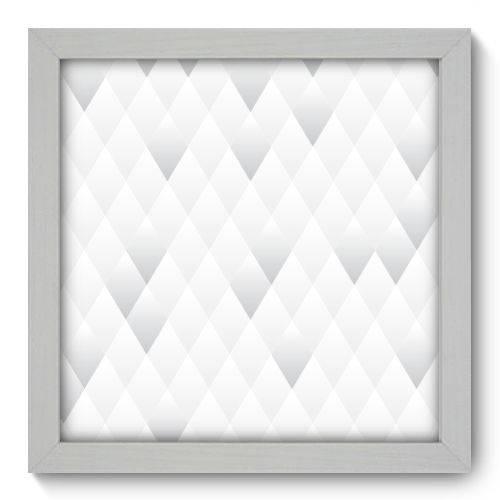 Quadro Decorativo - Abstrato - 22cm X 22cm - 071qnaab