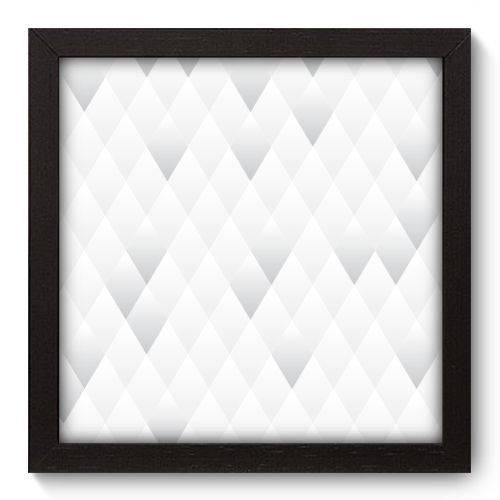 Quadro Decorativo - Abstrato - 22cm X 22cm - 071qnaap