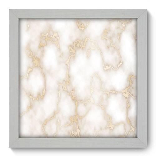 Quadro Decorativo - Abstrato - 22cm X 22cm - 207qnaab