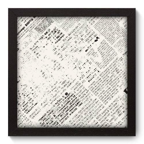 Quadro Decorativo - Abstrato - 22cm X 22cm - 176qnaap