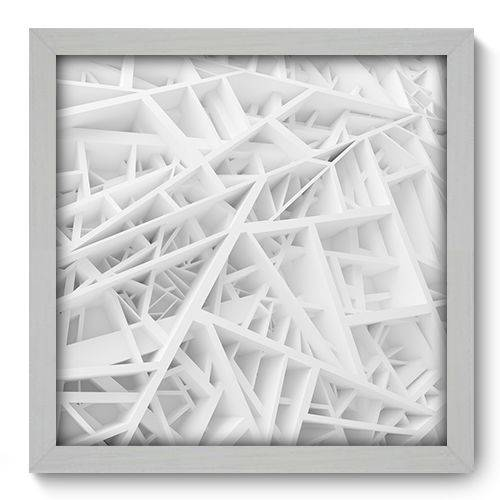 Quadro Decorativo - Abstrato - N2003 - 33cm X 33cm