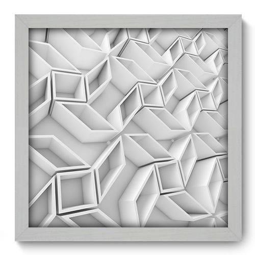 Quadro Decorativo - Abstrato - N2002 - 33cm X 33cm
