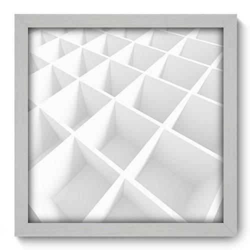 Quadro Decorativo - Abstrato - N2001 - 33cm X 33cm