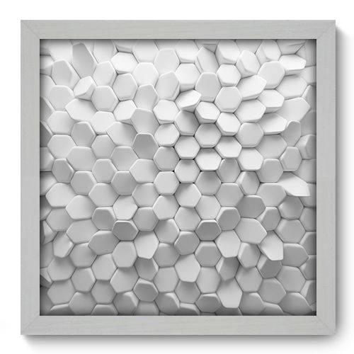 Quadro Decorativo - Abstrato - N2005 - 33cm X 33cm