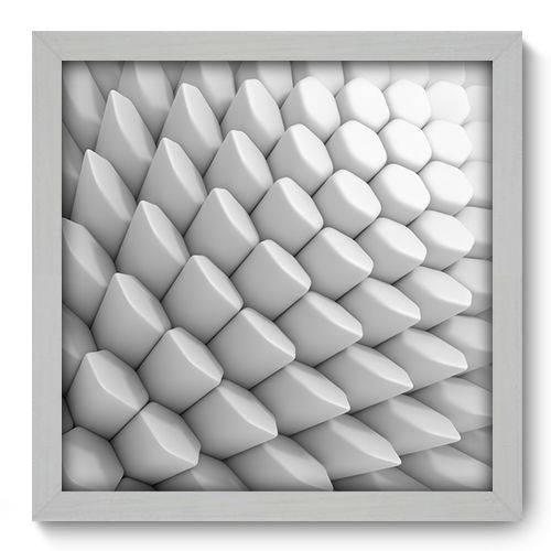 Quadro Decorativo - Abstrato - N2006 - 33cm X 33cm