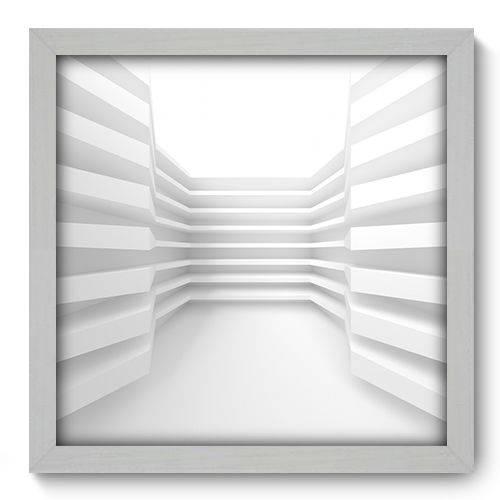 Quadro Decorativo - Abstrato - N2009 - 33cm X 33cm