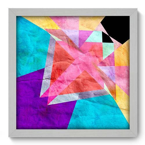 Quadro Decorativo - Abstrato - N2031 - 33cm X 33cm