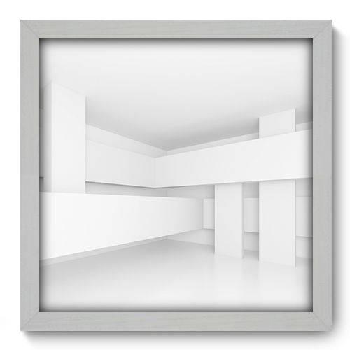 Quadro Decorativo - Abstrato - N2011 - 33cm X 33cm