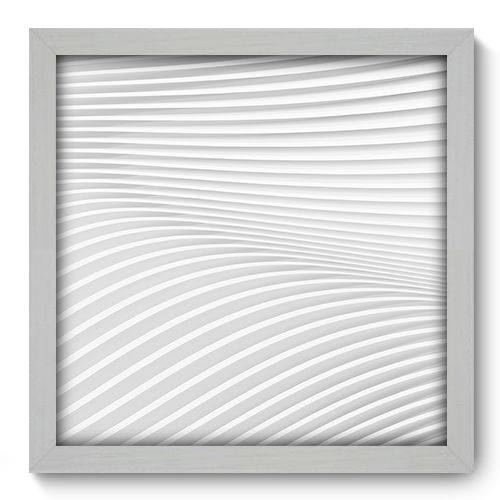 Quadro Decorativo - Abstrato - N2014 - 33cm X 33cm