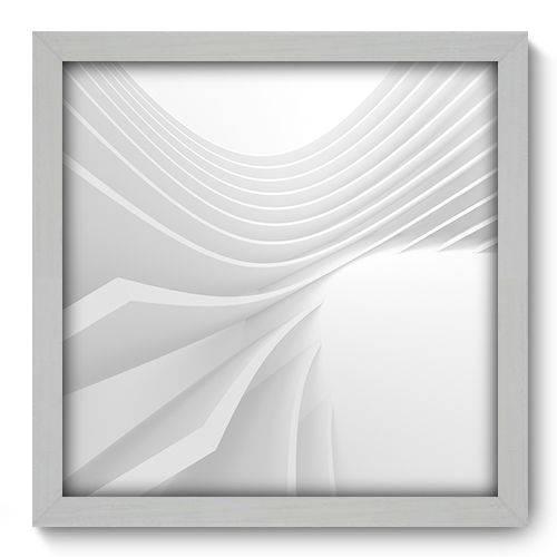 Quadro Decorativo - Abstrato - N2016 - 33cm X 33cm