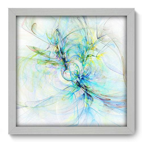 Quadro Decorativo - Abstrato - N2040 - 33cm X 33cm
