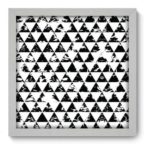 Quadro Decorativo - Abstrato - N2074 - 33cm X 33cm
