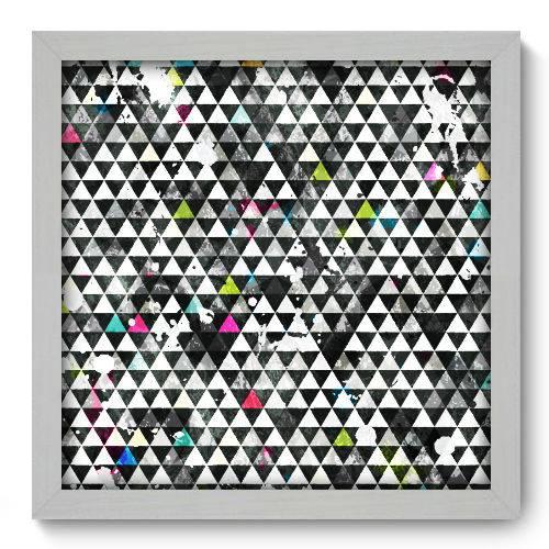 Quadro Decorativo - Abstrato - N2076 - 33cm X 33cm