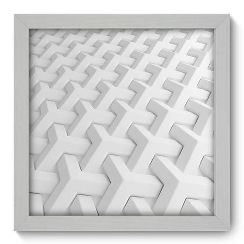 Quadro Decorativo - Abstrato - N1004 - 22cm X 22cm