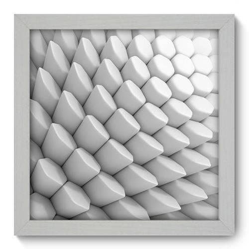 Quadro Decorativo - Abstrato - N1006 - 22cm X 22cm