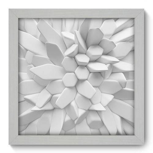 Quadro Decorativo - Abstrato - N1007 - 22cm X 22cm
