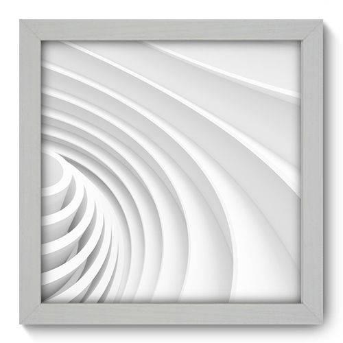 Quadro Decorativo - Abstrato - N1008 - 22cm X 22cm