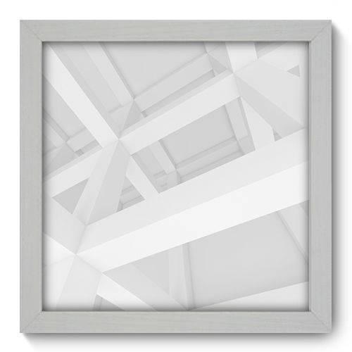 Quadro Decorativo - Abstrato - N1013 - 22cm X 22cm
