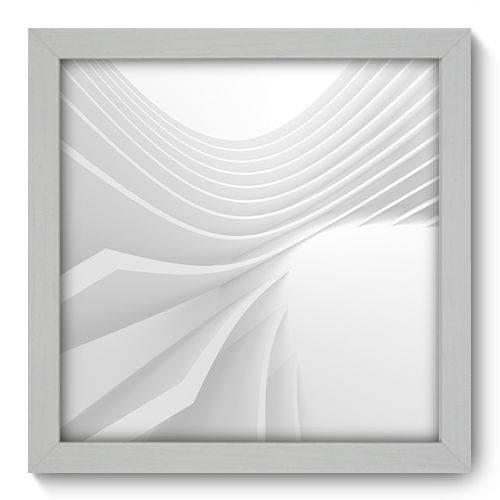 Quadro Decorativo - Abstrato - N1016 - 22cm X 22cm