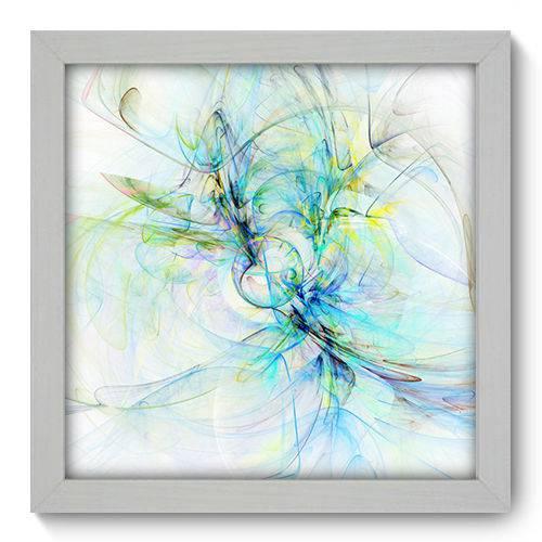 Quadro Decorativo - Abstrato - N1040 - 22cm X 22cm