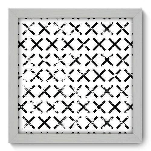 Quadro Decorativo - Abstrato - N1072 - 22cm X 22cm