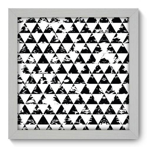 Quadro Decorativo - Abstrato - N1074 - 22cm X 22cm