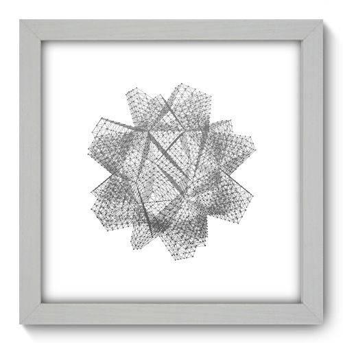 Quadro Decorativo - Abstrato - N1142 - 22cm X 22cm