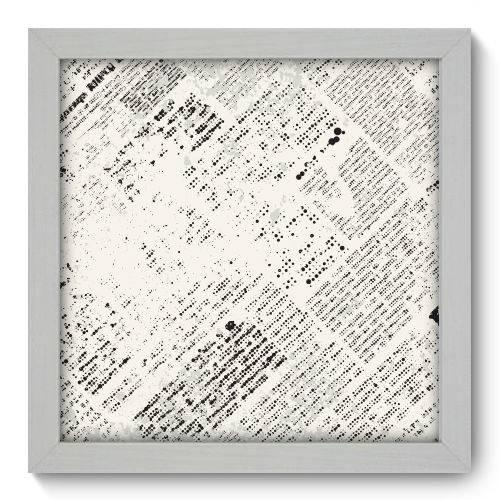 Quadro Decorativo - Abstrato - N1176 - 22cm X 22cm