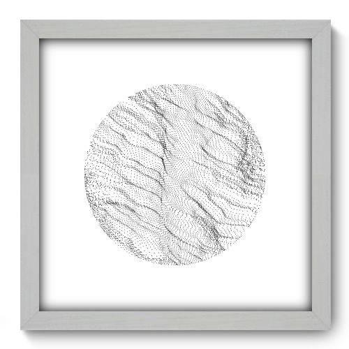 Quadro Decorativo - Abstrato - N2148 - 33cm X 33cm