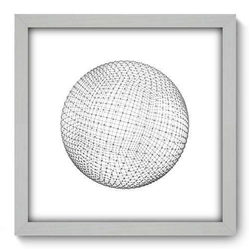 Quadro Decorativo - Abstrato - N2139 - 33cm X 33cm