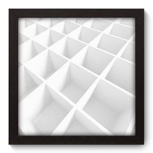 Quadro Decorativo - Abstrato - N5001 - 22cm X 22cm
