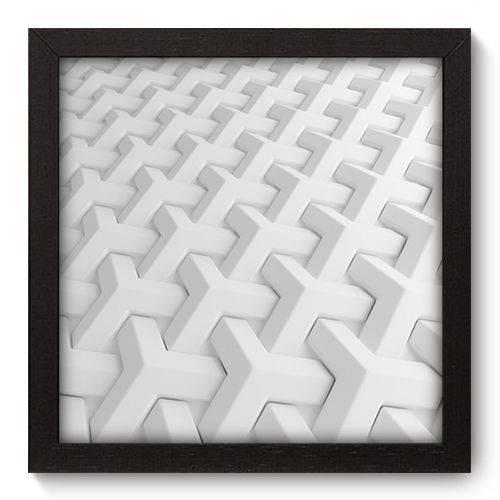 Quadro Decorativo - Abstrato - N5004 - 22cm X 22cm