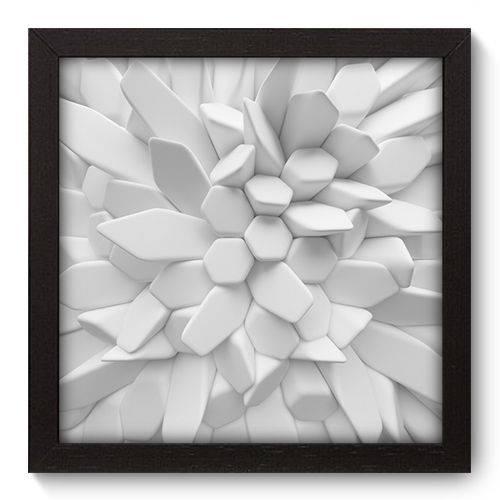 Quadro Decorativo - Abstrato - N5007 - 22cm X 22cm