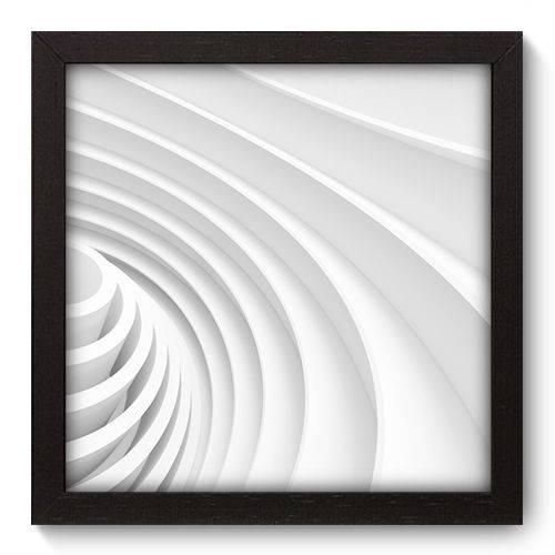 Quadro Decorativo - Abstrato - N5008 - 22cm X 22cm