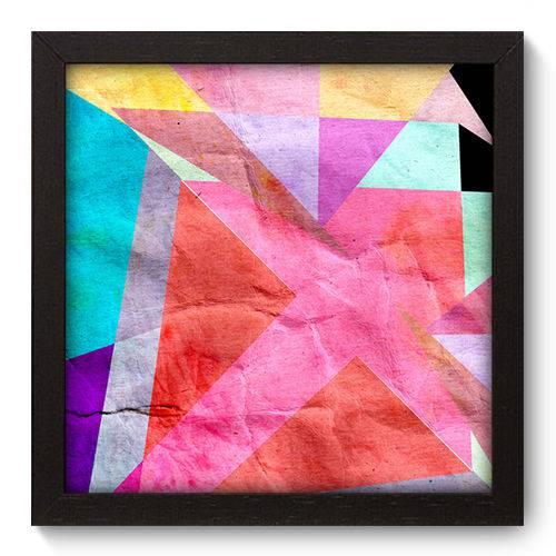 Quadro Decorativo - Abstrato - N5031 - 22cm X 22cm