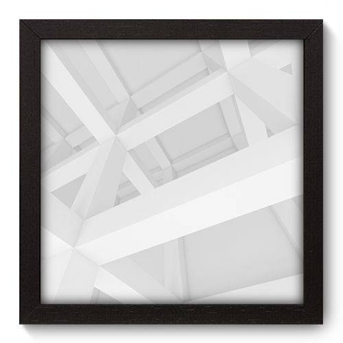 Quadro Decorativo - Abstrato - N5013 - 22cm X 22cm