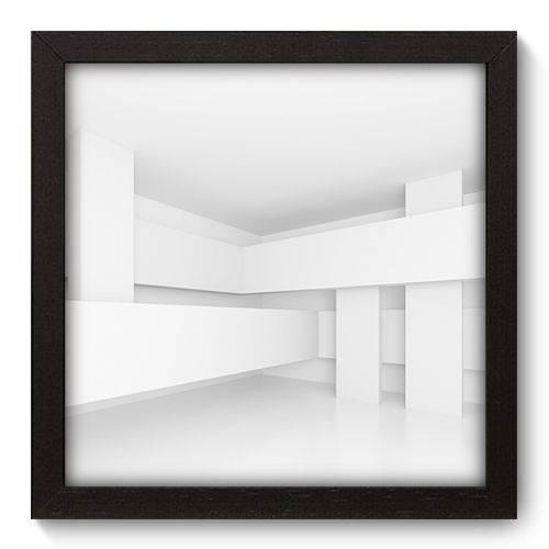 Quadro Decorativo - Abstrato - N5011 - 22cm X 22cm