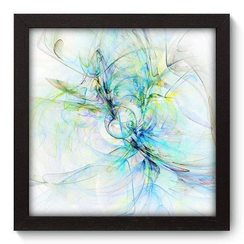 Quadro Decorativo - Abstrato - N5040 - 22cm X 22cm