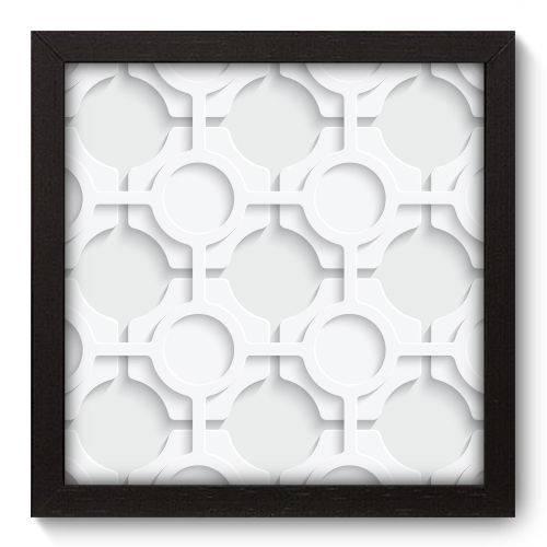 Quadro Decorativo - Abstrato - N5068 - 22cm X 22cm