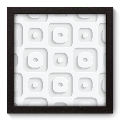 Quadro Decorativo - Abstrato - N5069 - 22cm X 22cm