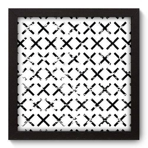 Quadro Decorativo - Abstrato - N5072 - 22cm X 22cm