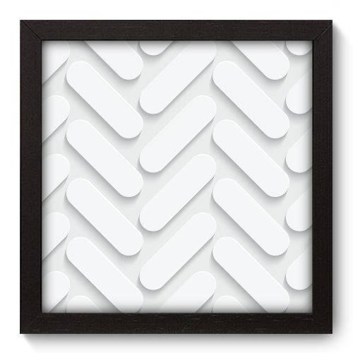 Quadro Decorativo - Abstrato - N5070 - 22cm X 22cm