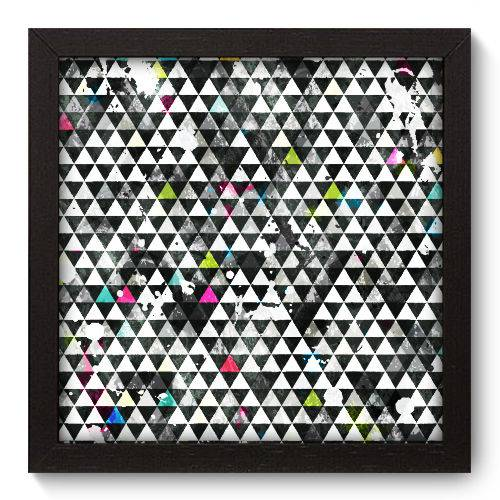 Quadro Decorativo - Abstrato - N5076 - 22cm X 22cm